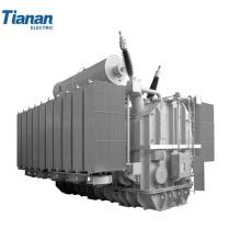 Transformador de energía de inmersión de aceite Transformador de horno de arco eléctrico trifásico