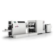 Papierkraft-Nahrungsmittelbeutel, der Maschine herstellt