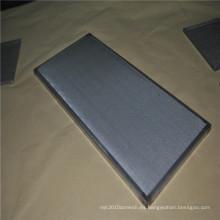 Bandeja o filtro para servir de malla de alambre de acero inoxidable 304