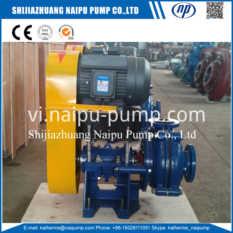 3 2 Warman Pump