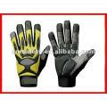 Rubber rib motorcycle racing glove ZMR05