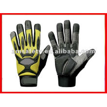 Rubber rib motorcycle racing glove ZMR05