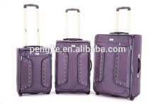 New Model China Manufacturer Carry Box Travel Bag and Trolley Bag