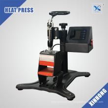 2017 nueva máquina de prensa rotatoria del calor de la pluma de la pantalla táctil de la llegada 3IN1 XINHONG PT110-2P