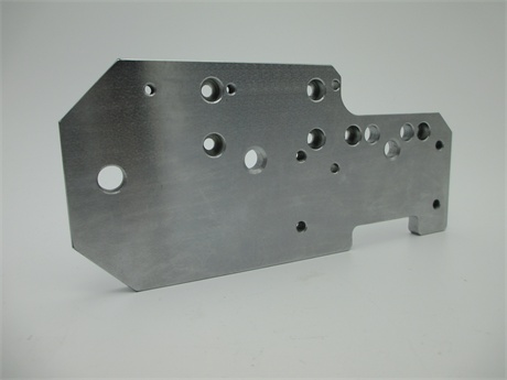 SS400 Milled Parts Machanical Parts CNC Parts for Assembly