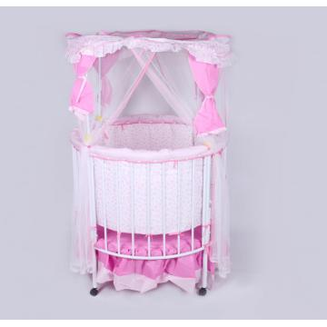 Luxury Baby Bed and Playpen with  Mosquito Net