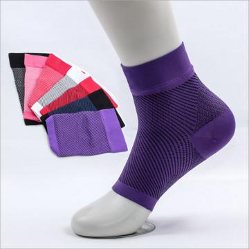Sports Plantar Fasciitis Ankle Socks