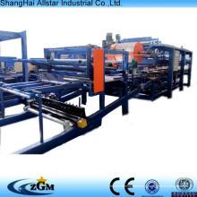 máquinas para fabricação de tipo lã de rocha sandes painel rolo dá forma à máquina