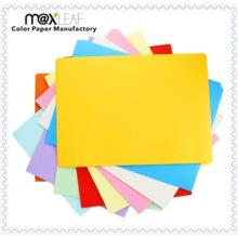 110GSM A4 Color Copy Paper Offset Paper Direct Factory