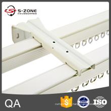 Szone projuct serees electrophoresis aluminium straight curtain rail