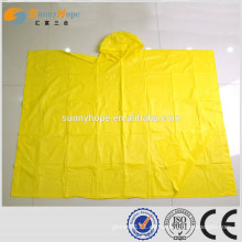 SUNNYHOPE impermeable amarillo para mujer