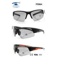 Latest Style Plastic Sport Sunglasses for Woman Man (PS964)