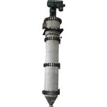 Evaporador raspador de película fina centrífuga serie LG