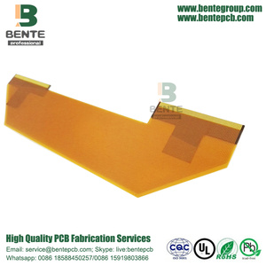 Flex PCB Golden Finger High Precision Transfer Interface