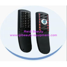 Infared Hairmax Laser Comb Home Vibration Massage Machine For Hair Growth , Rechargeable