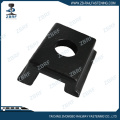 Rail clamp for KPO rail fastening system