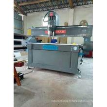 Machine à rouleaux CNC à double tête à bois pour meubles