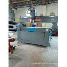 Máquina de roteador CNC de dupla cabeçola de madeira para móveis
