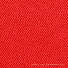 Tissu à rayons viscose à rayures en tissu rayé 21s