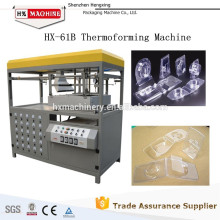 Blister en plastique formant des machines HX-61B