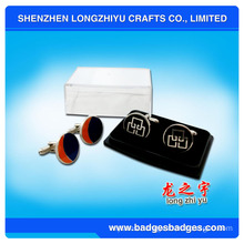 Logo Replica Cufflinks with Box