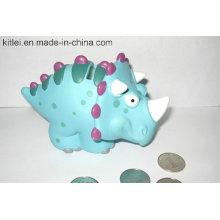 Animal de salto, juguete inflable del animal del PVC para los cabritos, juguete de Skippy