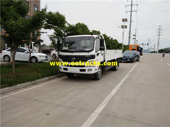 Foton Light Cargo Transport Vehicles