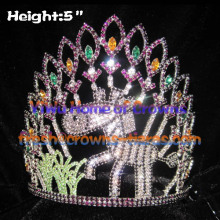 Zabra Aminal Jungle Pageant Crowns