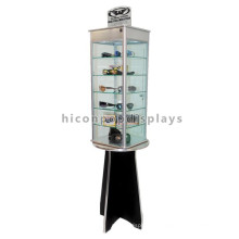 Eyeglass Retail Store Oil Snow Goggles Display Stands, Spinner Revolving Sunglasses Display Stand