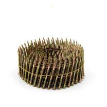 Pregos de telhado de haste de anel