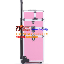Universal Aluminium Expandable Make-up Case
