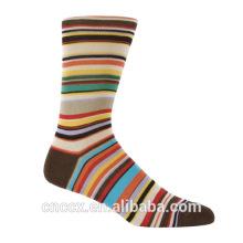 15CSK1007 Cashmere Streifen Socken