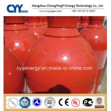 Cylindre de gaz de dioxyde de carbone à haute pression à haute pression à haute pression