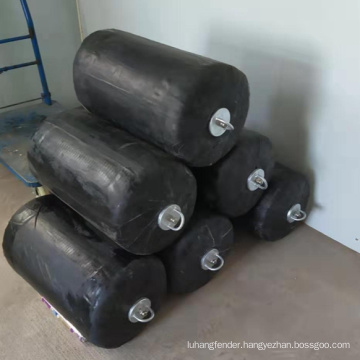small pneumatic rubber fender for boat protection