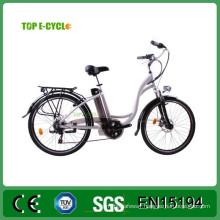 China Manufacturer 36V 250W Guewer Electric Bike Women