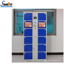 High quality gym and culb used electronic storage locker wholesale