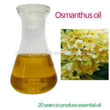 Huile essentielle d'osmanthus naturel en vrac 100% pure de qualité supérieure