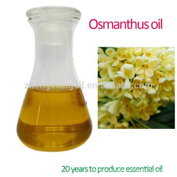 100% чистое натуральное эфирное масло османтуса премиум-класса