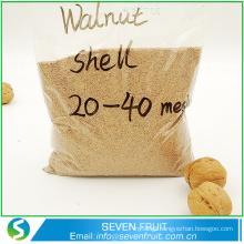 Natural walnut shell particles/facial scrub walnut shell powder