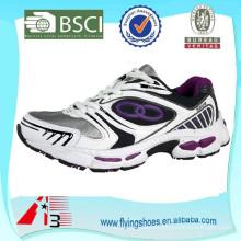 Fábrica personalizar calzado deportivo de marca duradera