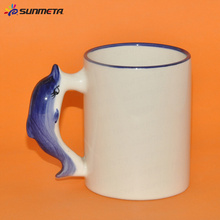 Blank Sublimation Animal Mugs