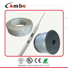 High quality best price cambo RG59 CCTV cable 75ohm/50ohm with CCS/BC pass CE/UL/ISO9001 certificate factory/manufacturer in she