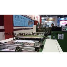 Machine de fabrication de livres d'exercices Règle du papier Reel to Sheet Felxo Printing