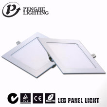 2017 Hot Sale 9W LED Painel de Luz com Ce (Quadrado)