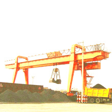 10t 16t 32t 50t double beam crab gantry crane