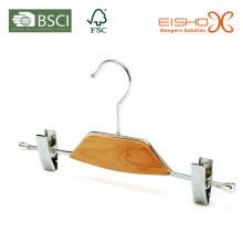 Металлическая вешалка для брюк Chrome Gripper Hanger (TB101)