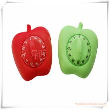 Temporizador / lembrete em forma de maçã para presente promocional