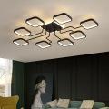 Iluminação de teto rústica LEDER embutida