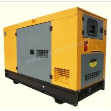 10kVA-150kVA Soundproof generador diesel con CE / CIQ / Soncap / ISO