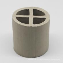 Anillo de cerámica de partición cruzada --Touch Packing